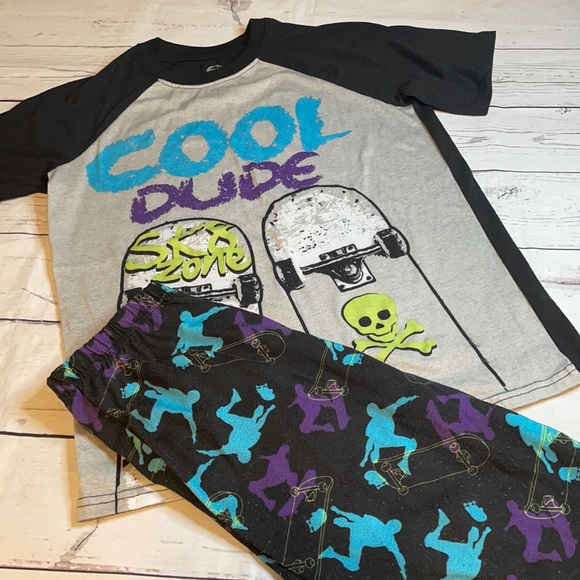 Wonder Nation boys pajama set